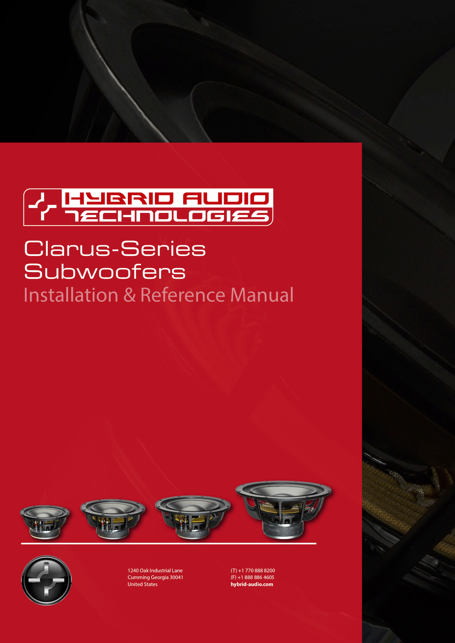 04_Clarus-Subwoofers-Manual